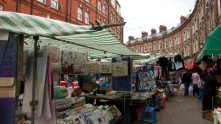 Brixton Station Road Market #1