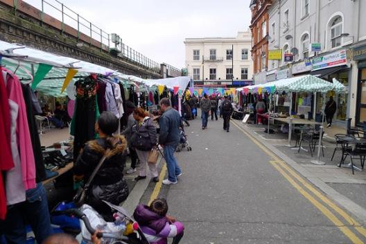 Brixton Station Road Market #2