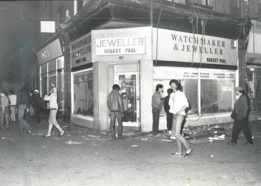 princess road moss side 1981 riot