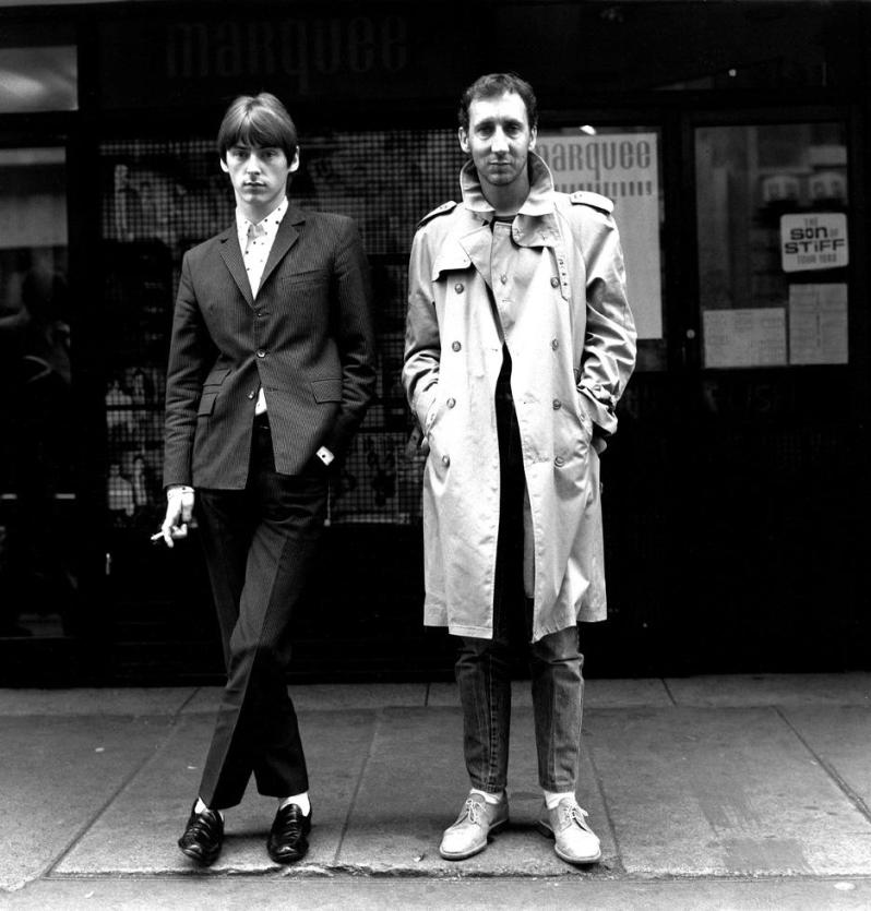 Paul Weller & Pete Townshend London 364