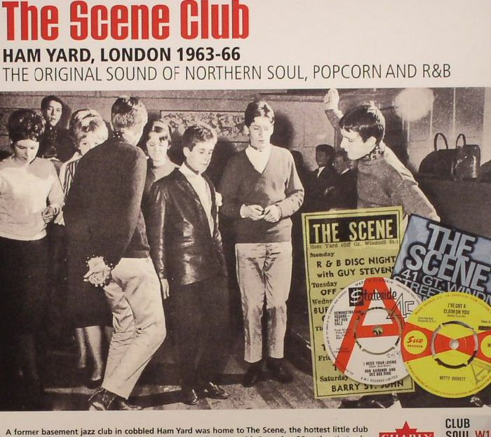 Various artists - The Scene Club