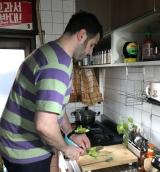 요리하는 Dan