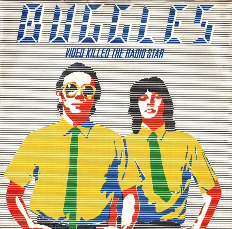 the buggles. video killed the radio star