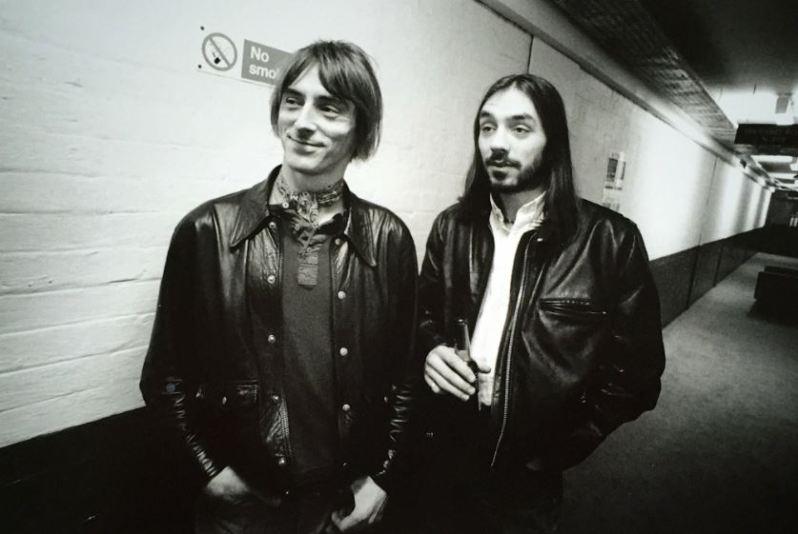 Paul and Eddie
